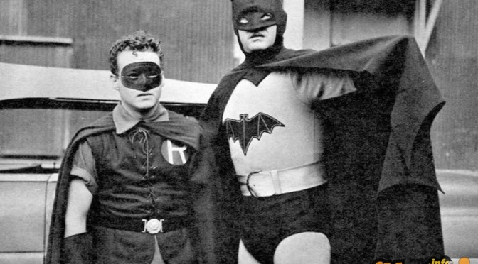 The Complete History of Comic-Book Movies, Chapter 9: 'Batman and Robin' (1949)