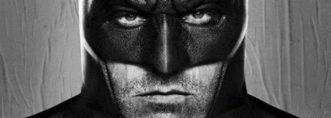 Batman v Superman Poster: Affleck