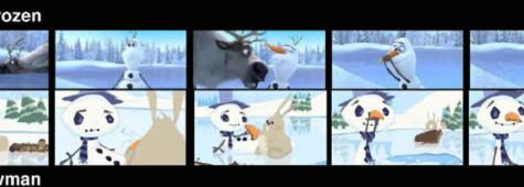 """""""Snowmen Wars"""": non c'è pace per la Disney"""