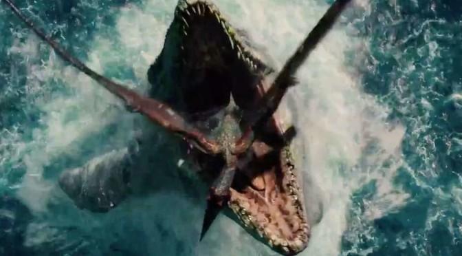 Jurassic World Featurette