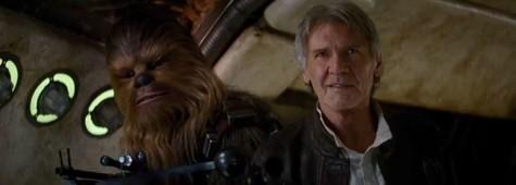 Star Wars: il trailer! Guarda chi si rivede!