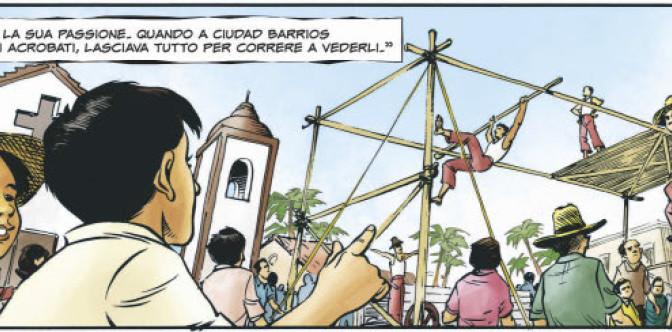 Oscar Romero – il fumetto sul Giornalino