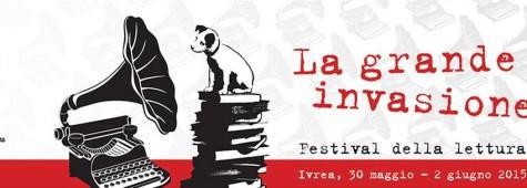 Ivrea: Grande  (e Piccola) Invasione al Festival della Lettura!