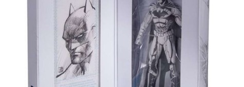 DC Reveals JIM LEE-BATMAN 'Blueline' COMIC-CON Exclusive
