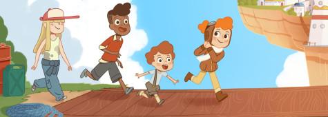 """""""Ellie the Ace"""": la nuova serie di Cartoon Saloon"""
