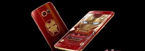 Eccolo, il Galaxy S6 di Iron man!