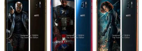 Samsung Galaxy S6 e S6 edge molto fumettosi!