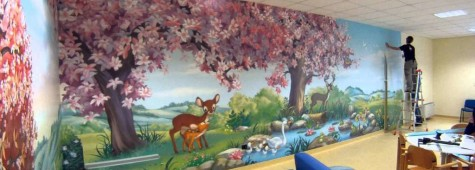 Sally Gallotti: dall'illustrazione Disney agli ospedali umanizzati
