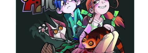 Il ritorno di Monster Allergy con Tunué, finale compreso
