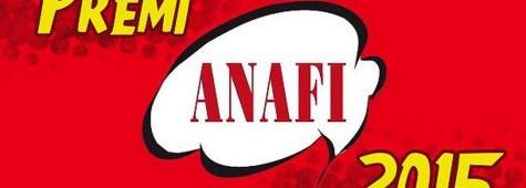 Premi Anafi 2015, i nomi dei vincitori