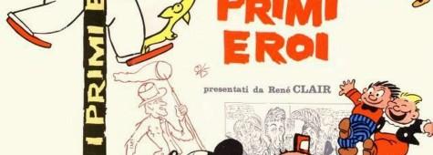 Il regista René Clair parla(va) di Fumetti!