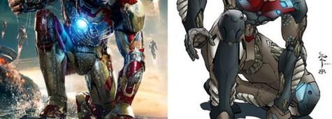 Iron Man: sotto accusa per diritti di autore