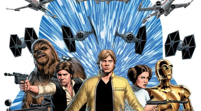 STAR WARS #001: recensione