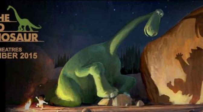 The Good Dinosaur, un T-Rex nelle nuove foto ufficiali