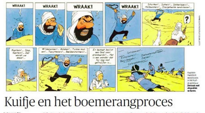 "Tintin: Moulinsart perde una causa ""storica""!"