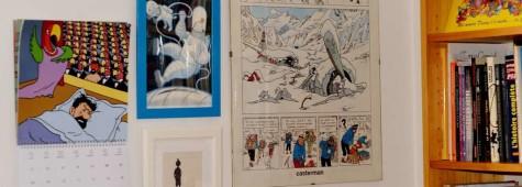 Parete Tintin