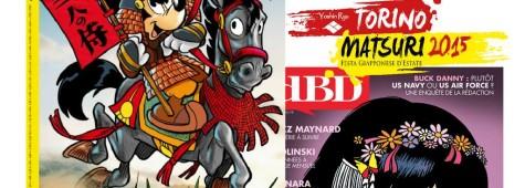 Matsuri 2015: conferenza, il Giappone nel fumetto occidentale