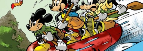Domani, IDW Mickey Mouse 1