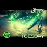 Green Lantern al cinema: il trailer