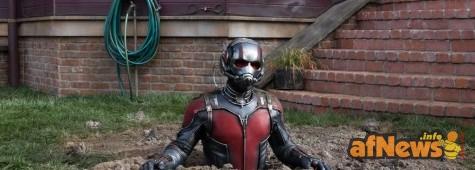 Ant-Man, il grande colpo