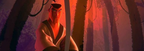 """Samurai Jack"" Returns In Striking Animated Fan Tribute"