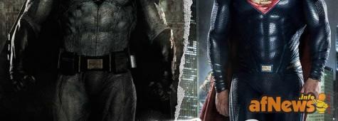 Batman V Superman sulla copertina di Empire Magazine