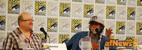 Autori celebrano i 75 anni del mitico Superman Radio Show