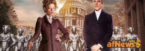 Doctor Who Returning To Movie Theaters With Season 9 Prequel