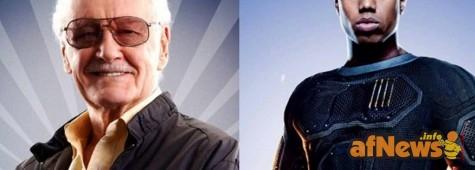 A Stan Lee piace Michael B. Jordan come Human Torch nei Fantastic 4