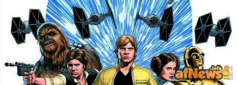 """Star Wars"" Collected Edition Expected to Sell More Than 225,000 in Initial Orders"