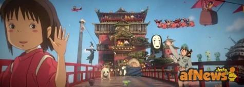 Tributo a Miyazaki