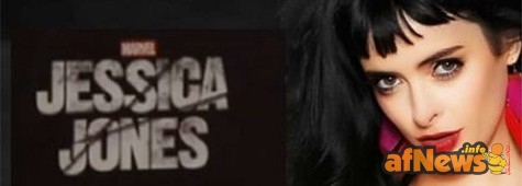 New Jessica Jones Logo Revealed