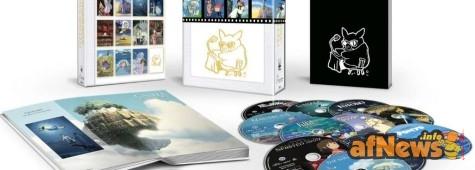 Disney rilascia un set da 12 dischi tutto Hayao Miyazaki in novembre