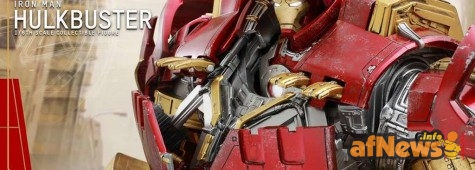 "Hot Toys' ""Age of Ultron"" Hulkbuster Gets A Serious Upgrade"