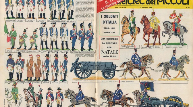 Soldati d'Italia: 1796 – 1815