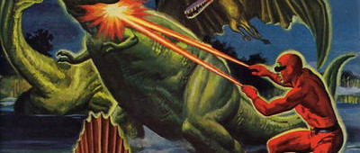 50 Years Ago This Month: Evolution runs wild to turn a horde of monsters loose on a terrified world!...