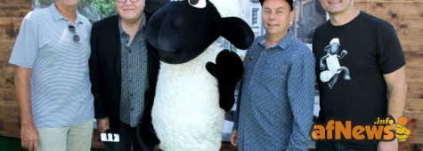 Shaun the Sheep Premiere Is a Sheer Delight