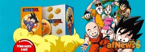 Dragon Ball, arriva in edicola la prima serie senza censure