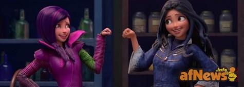 Descendants, in arrivo una serie tv animata dal film Disney