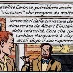 Il professor Mortimer e Caronte!