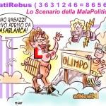 SatiRebus Mitologico-MalaPolitico