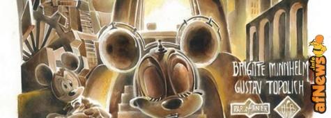 Topolino & co., i personaggi Disney rifanno i classici del cinema. La gallery