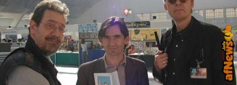Benoît Peeters (tintinologo, fra il resto) insegna ora all'Università di Lancaster!
