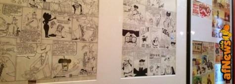 Bruno Bozzetto a Torino e in mostra!
