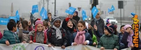 Con la Marcia dei Bambini si è aperto il Sotto18 2015