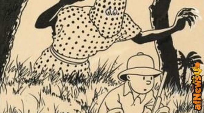 Tintin, toujours en haut de la cote