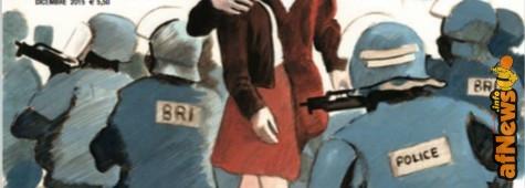 Manuel Fior per Parigi, su Linus