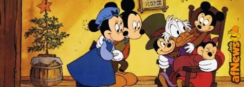 Topolino Channel, su Sky a dicembre si festeggia il Natale con Mickey