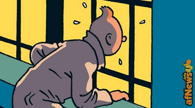 In mostra a Londra, Tintin: Hergé's Masterpiece