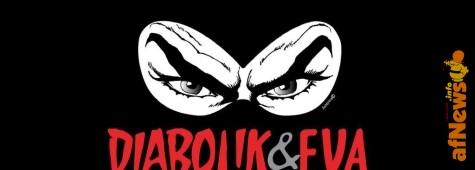 Mario Gomboli a Torino per Diabolik & Eva